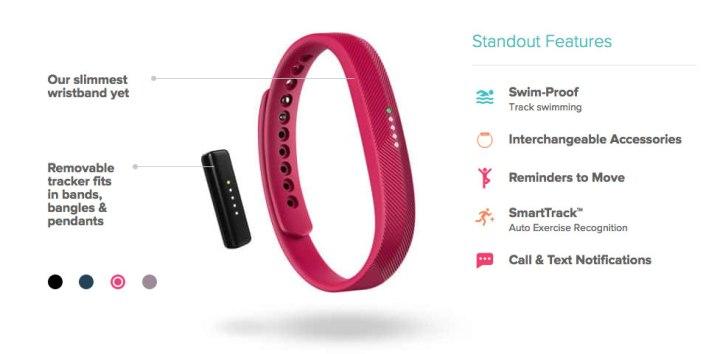 Fitbit-Flex-2-Pink